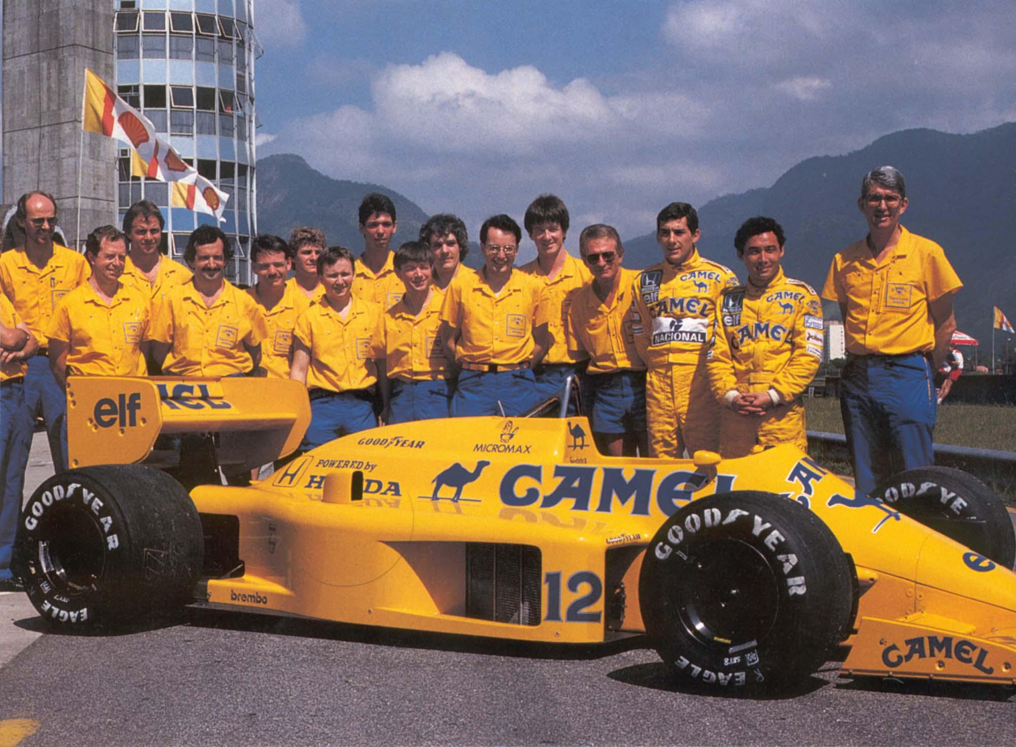 The Revolving Door Of Senna Vs Piquet In Formula One At